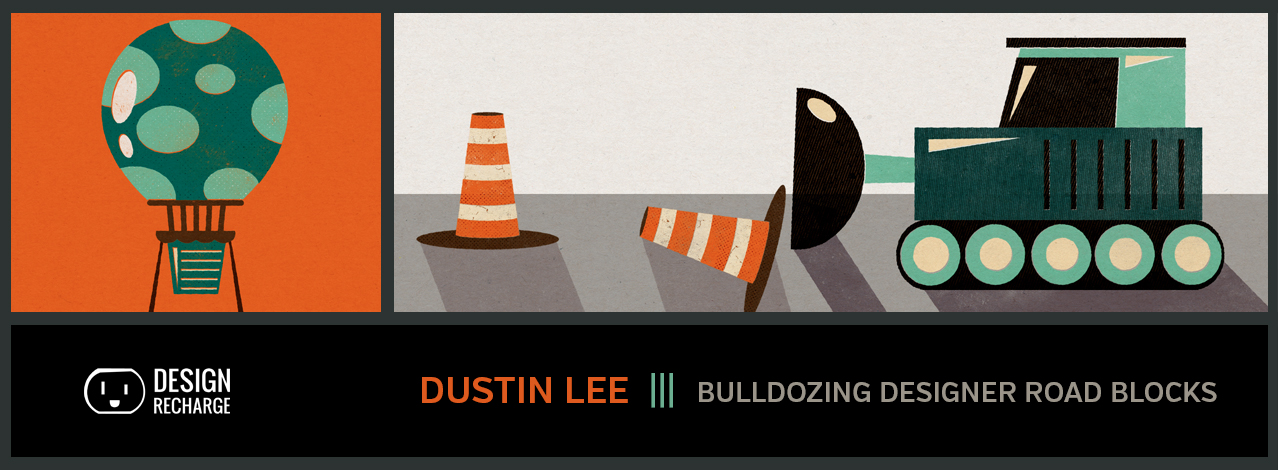 DUSTIN LEE OF PASSIVE INCOME FOR DESIGNERS