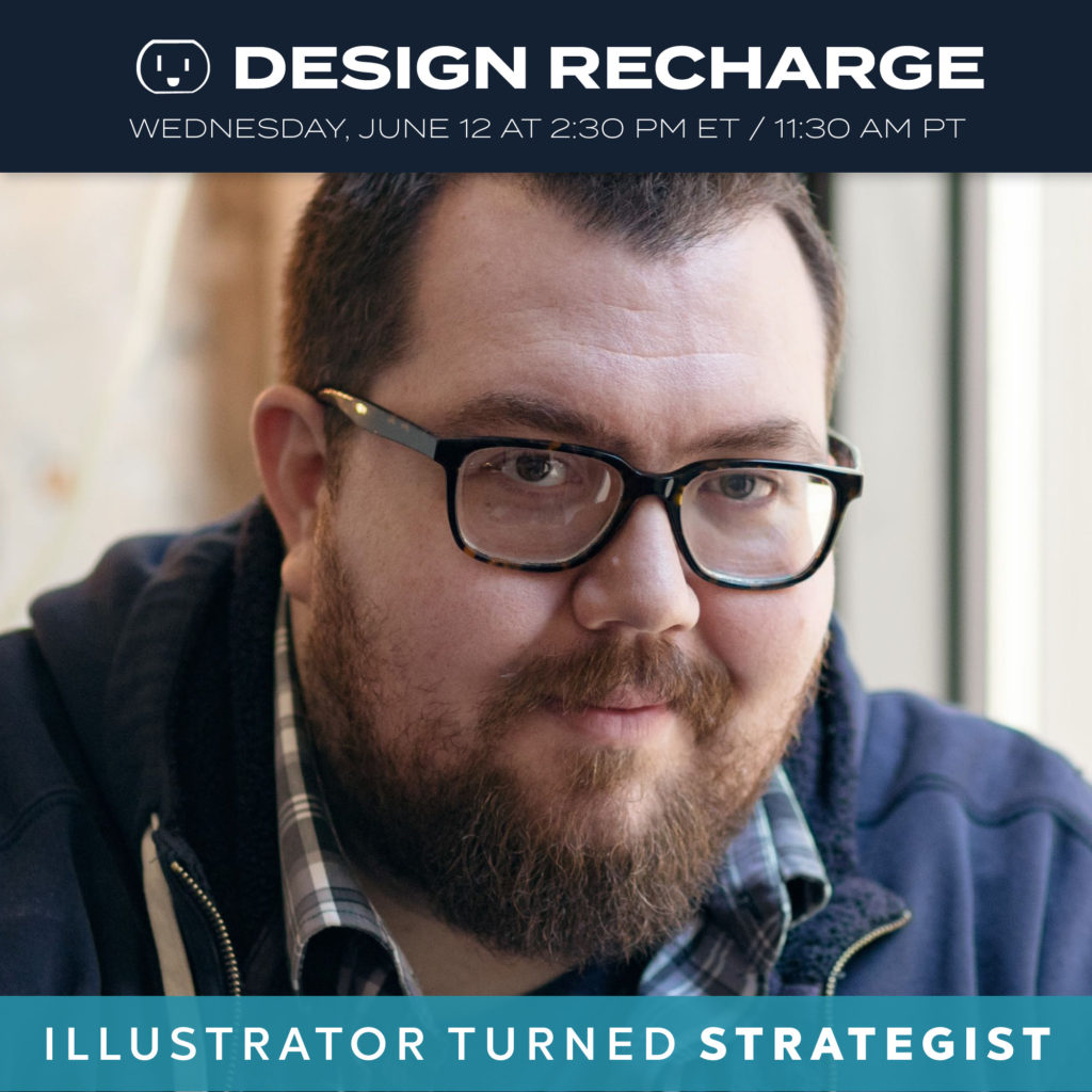 Sean Ferguson, illustrator turned strategist, designer, Oklahoma, photographer