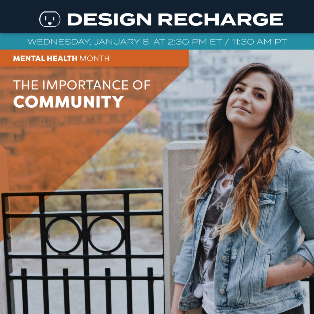 Tara Victoria Mental Health and the Importance of Community
